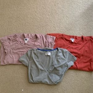 Bundle Old Navy Nursing Top S